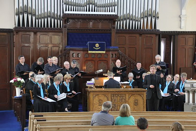 GCCS at Crosshouse Parish Church - 11 June 2016