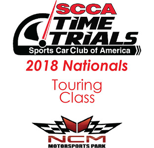 2018 SCCA TT Nats Cars of the Touring Class