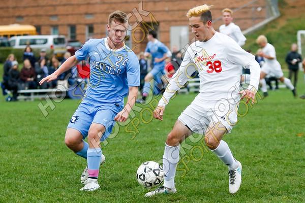 North Attleboro-Medfield Boys Soccer - 11-07-17