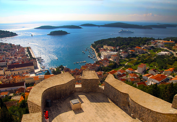 Hvar Croatia, Our First Stop Along the Dalmatian Coast