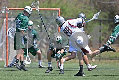 4/22/2007 - Mercyhurst College vs. Molloy College - Rockville Centre, NY
