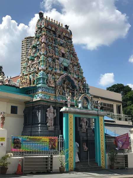 hindu temple in little india singapore - singapore trip plan