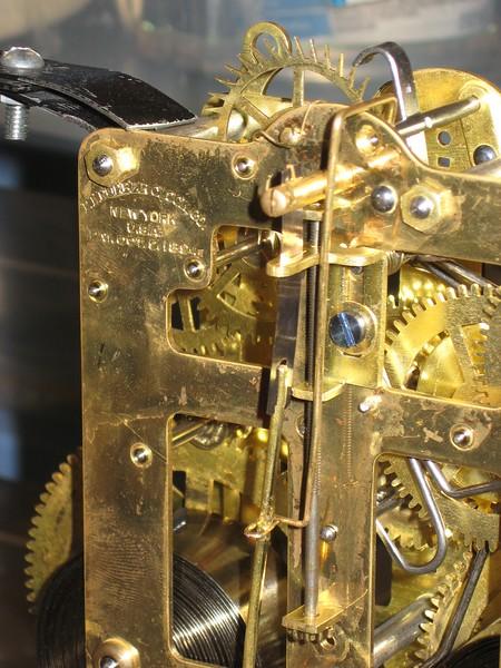 F. KROEBER CLOCK CO.; NEW YORK, U.S.A.; OAT OCT. 9, 1894