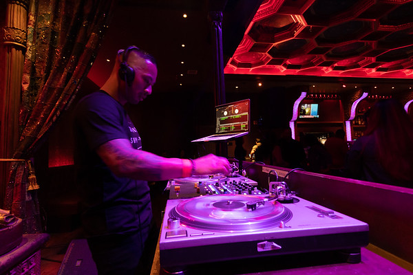 DJ Jace at The Foundation Room