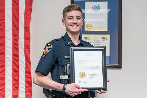 M21074- Peace Officer Commission of Nathan Herndon
