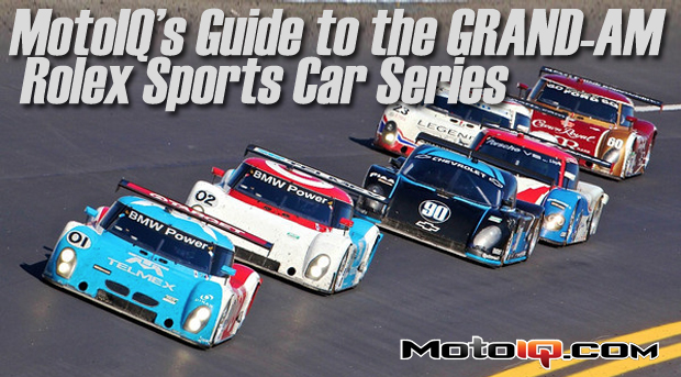 MotoIQ's Guide to the GRAND-AM Rolex Sports Car Series