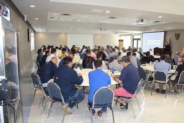 Tombola Alumni Delegates Meeting