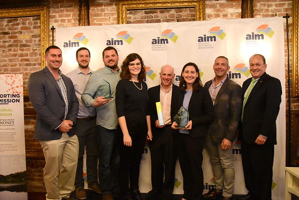 Associated Industries of Massachusetts Awards - 102518