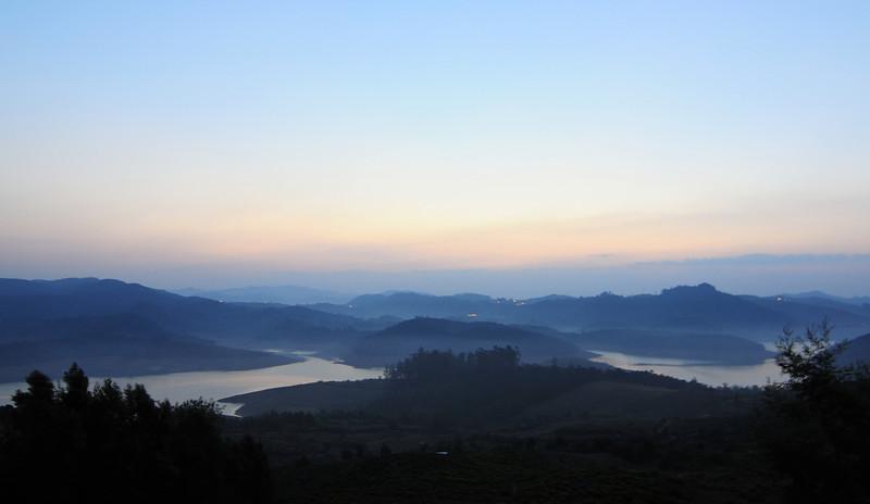 The Blue Mountains....,Nilgiri range..