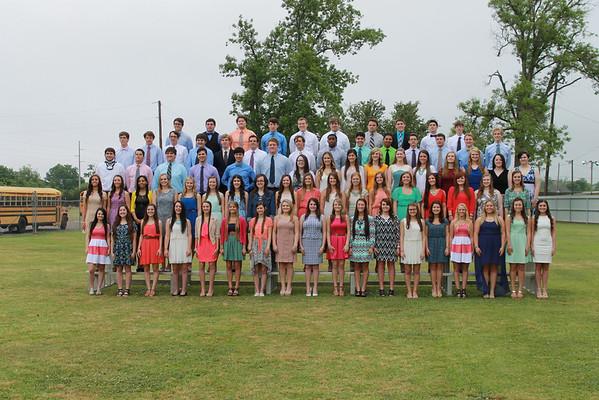 Senior Mass