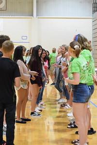Freshman Orientation  + Gator Link Crew