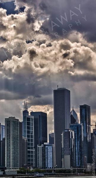 Striking Cityscape