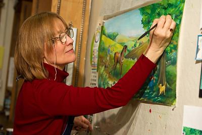 Deb, Illustrator