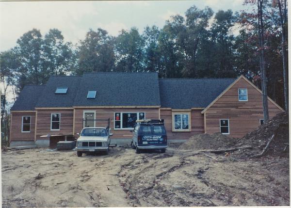 1990 Atkinson House Build