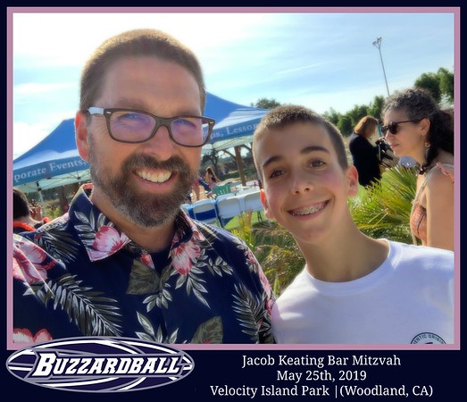 Jacob Keating Bar Mitzvah | MAY 25TH, 2019