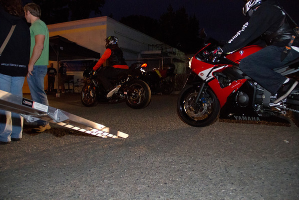 Hayward bike night
