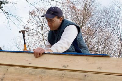 Habitat Build November 2006