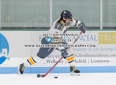 2/1/2017 - Boys Varsity Hockey - Weymouth vs Needham