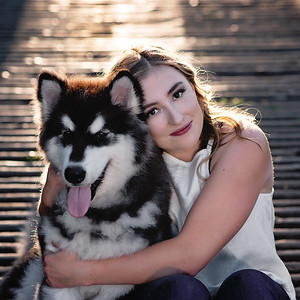 Olivia Melancon Senior 2019