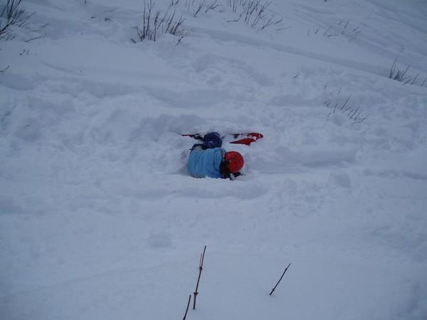 Skiing 2004-2005