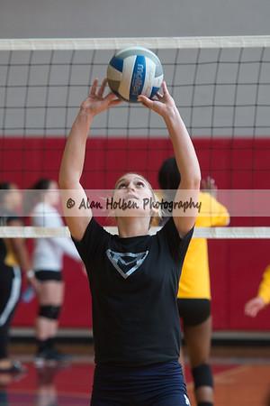 Varsity Volleyball - Waverly at Mason