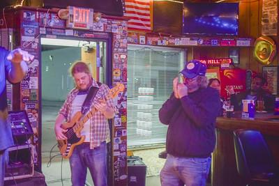 White's Bar Saginaw Open Mic Night 5-28-19
