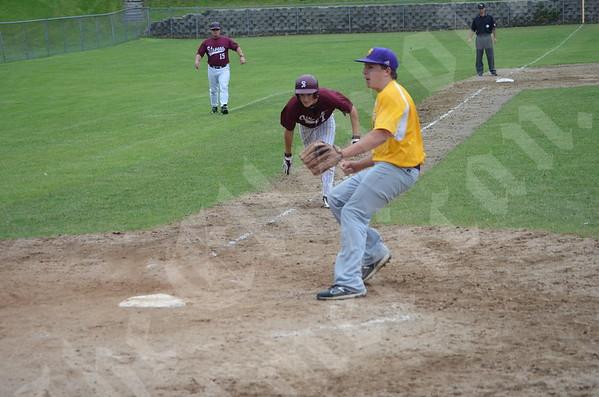 Baseball: GSA at Bucksport Class C semifinal