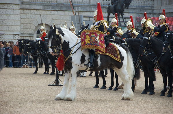 London - Horse Guards & Parade Ground