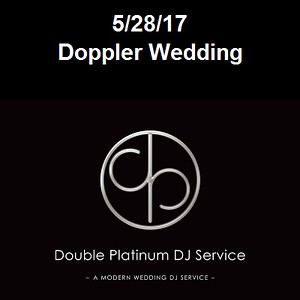 5/28/17 Doppler Wedding