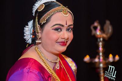 Nanditha Arangetram Stills