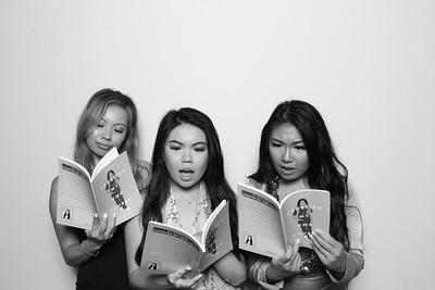 Tiffany RN Book Launch