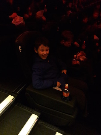 Cinema trip 2017