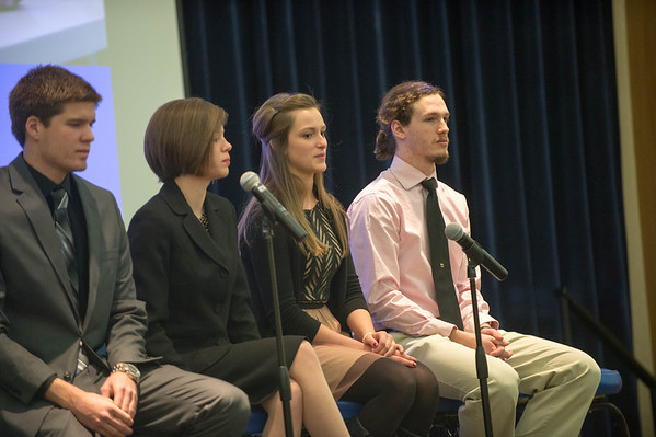 Scholarship Interview Day 2014