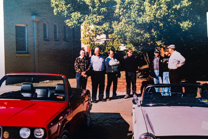 Brass Monkey Run to Mudgee Jul 2002
