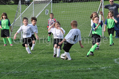 Princeton Youth Soccer, May 4, 2009