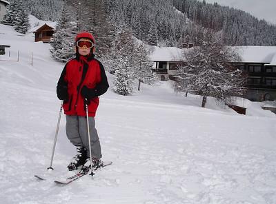 2006-02 Skiing in Austria