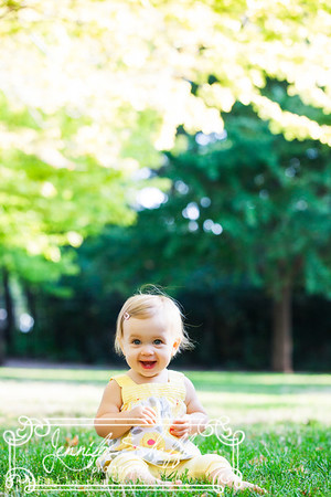 Katy 1 Year Session Highlights
