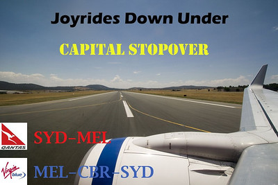 Joyrides 5 - SYD-MEL-CBR-SYD - QF, DJ (2009)