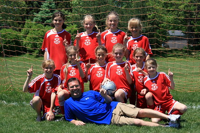 2007-2008 U10 Travel Soccer
