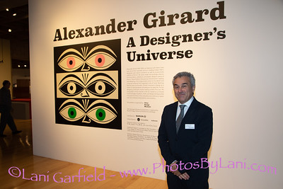 Museum Opening Alexander Girard 11/22/19