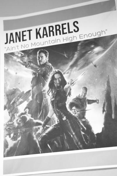 A1 1 Aint no mountain high enough Janet Karrels