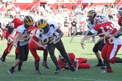 2011-08/11 7th Grade Jr Warriors v Jr Chiefs