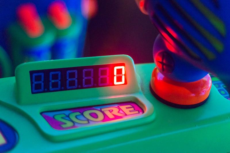 Buzz Lightyear Zero Score - Magic Kingdom Walt Disney World