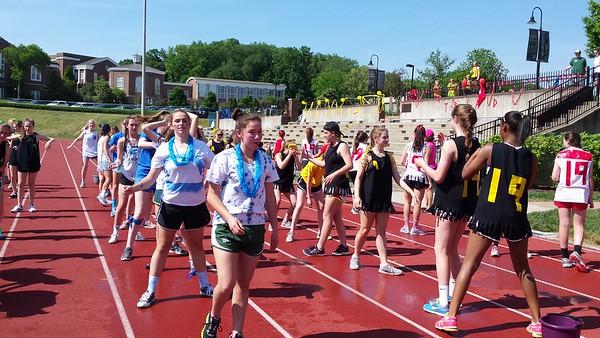 2015 Middle School Field Day