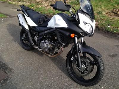 DL650L3 Suzuki Vstrom