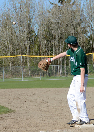 Peninsula HS vs Bainbridge Baseball
