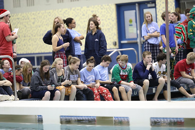 Yorktown Girls Swim (20 Dec 2019)