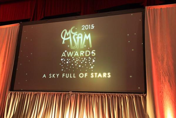 2015 McSAM Awards
