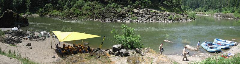 Rogue River Elderhostel Hike 2006, Part 2