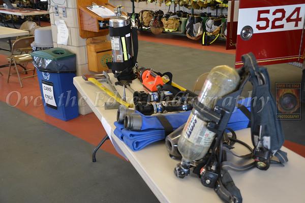 Glen Cove Fire Department Recruitment Drive 2014